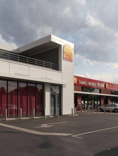 Supermarché Tang Frères – Pantin